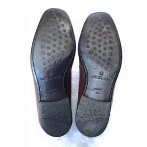 Mezlan Shoes - Mezlan Leather Loafers